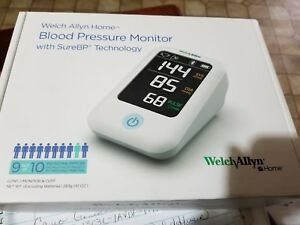 Welch Allyn Home 1700 Series Blood Pressure Monitor And Upper Arm Cuff