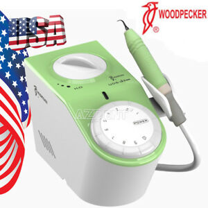 Woodpecker Dental Led Piezo Ultrasonic Scaler Handpiece Ems Compatible