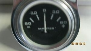 Ford Model A Gauge Amperes