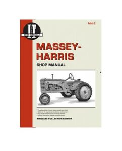 I t Manuals Massey Harris 20 22 30 44 55 81 82 101 102 201 202 203
