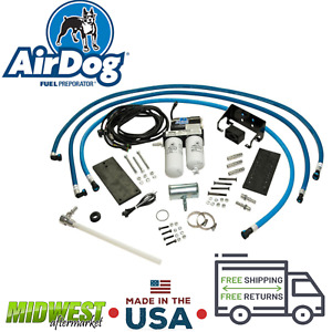 Airdog A4spbc088 Fuel Air Separation System For 2001 10 Duramax Lb7 Lly Lbz Lmm
