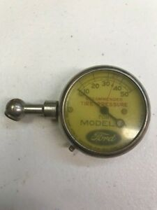 Model A Ford Original Ford Tire Gauge