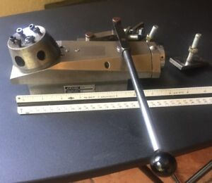 Levin Lathe Turret 6 Position Self Indexing Tool