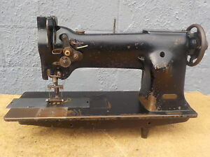 Industrial Sewing Machine Singer 112 115 Two Needle leather