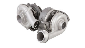 Ppf Brand New Oem Replacement Turbos For 08 10 Ford 6 4 Powerstroke Diesel