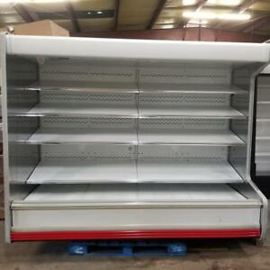 Kysor Warren Wd6l3 08un 8 Remote Refrigerated Multi deck Dairy