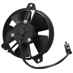 Spal 5 2 Paddle Blade Low Profile Electric Push Fan 12volt Puller 3010301