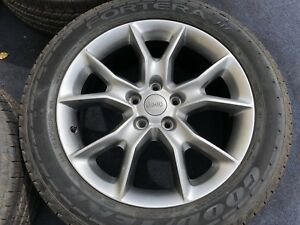 Jeep Grand Cherokee 20 Wheels Tires Package Rims Rare Summit Overland