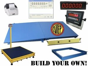 Op 916 Ntep Certified legal For Trade Floor Scale build Your Own 1000 Lb X 2 Lb