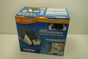Brother Ql 570 Professional High Resolution Thermal Label Printer