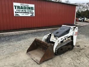 2006 Bobcat Mt52 Stand On Tracked Skid Steer Loader Coming Soon