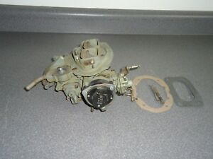 Reman Holley 5220 2 Barrel Carburetor 9110 1980 Dodge Plymouth Chrysler 1 7l