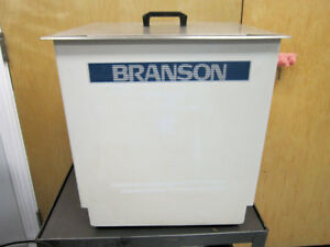 Branson Dha 1000 Ultrasonic Cleaning System With Top