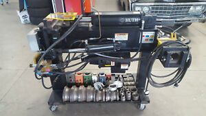 Huth Hb10 Hb 10 Pipe Tube Bender Professional Fully Loaded