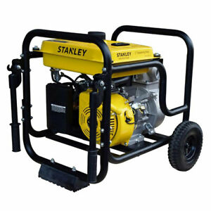 Stanley 2 Water Trash Dewatering Pump St2wplt 110gpm 7hp Fast Shipping