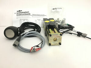 994450 Parker Hydraulic 12v Spool Valve Solenoid Adaption Switch Kits 6823371