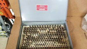 Spi 251 500 Minus Pin Gage Set 3