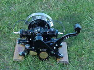 Restored 1946 Maytag Model 72 Engine Motor Hit Miss Wringer Washer Vintage