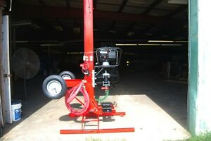 Water Well Drilling Rig Equipment Driller Geothermal Drill Machine Diy Tool New