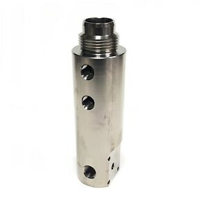 New Graco 15c838 Filter Manifold Housing Base For Ultra Max Ii And Ultimate Mxii