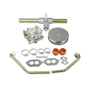 Vw 34 Pict 3 Carburetor Kit Type 1 And 2 Volkswagen Bug Bus Ghia