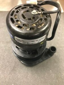 Used Manitowoc Ice Machine Water Pump 000001153 115 60 1 Volts