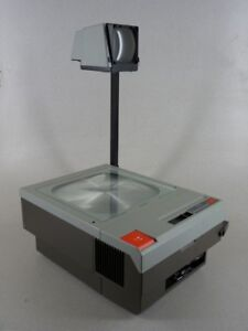 3m 910 Overhead Transparency Projector Tested Art school office Free Ship gl