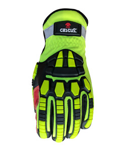 Cestus Armored Gloves Deep Iii Pro 3207 Extrication Cut Impact Protection