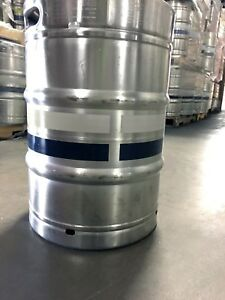 Franke Beer Kegs 1 2 Barrel Or 15 5 Gallon Kegs New In 2014 Large Qty