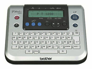 Brother Pt 1280 Label Thermal Printer Home Office Labeler New Sealed Free S h