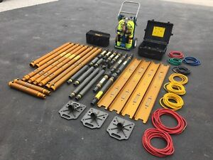Huge Paratech Lot Rescue Equipment Strut Fire Collapse Trench Stabilization