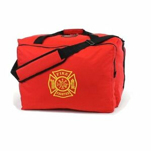 Thefirestore Deluxe Step in Firefighter Gear Bag N a