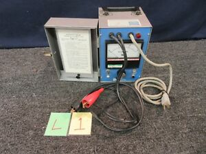 Associated Research Hypot Junior 4025 3000v Ac Continuous Duty Test Hipot Used