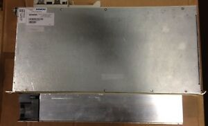 Siemens 6sn1 124 1ab00 0ca1 Serviced And Tested