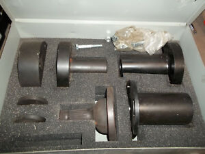 Allis chalmers Pto Dyno Adapter Kit