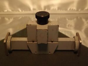 Waveguide Wr90 X band 8 2 12 40ghz Attenuator 6 5 Section