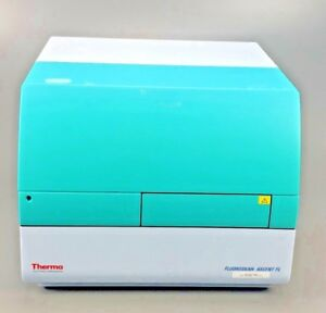 Thermo Fluoroskan Ascent Microplate Fluorometer 374 Working Condition