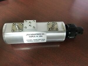 Jfw Model 50dr 046 Variable Attenuator