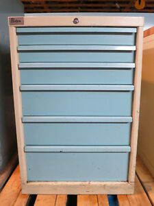 Lista 6 Drawer Industrial Tool Cabinet