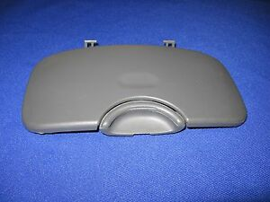 00 04 Ford Excursion Overhead Console Garage Opener Door Gray