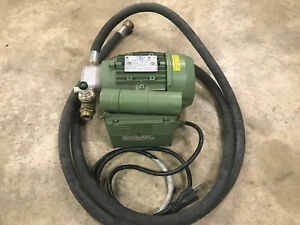 Flexible Impeller Transfer Pump Zuwa Unistar 2000 a 15l min 4gpm
