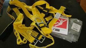 Safety Harness Fall Protection Cm Guardian Model 820m Size Medium
