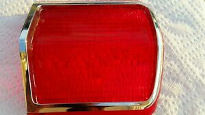 1965 Plymouth Fury Tail Lite Lense