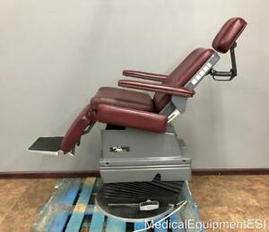 Smr Apex 2000 Ent Examination Exam Procedure Chair Table Smr20000