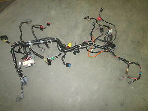 2004 Ford Mustang Mach 1 4 6 5 speed Dash Wiring Harness Oem Factory 1604