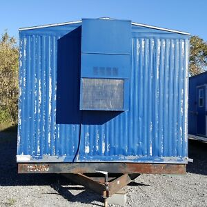 Used 1260 Mobile Office Trailer W ada Restroom S 135430 29206 Kc