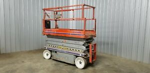 2008 Skyjack Sjiii3226 26 Electric Scissor Lift