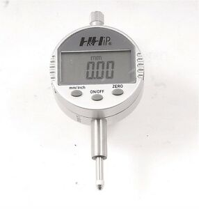 Quick Action Electronic 0 0 5 0 12mm Indicator new Ds