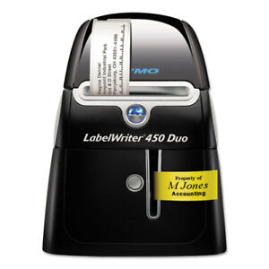 Label Maker usb Connectivity 71 Labels Per Min bk pm Dym1752267