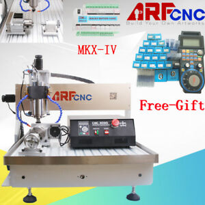 Usa 2200w 6090 Engraver 4axis Usb Port Cnc Router Engraving Carving Machine